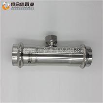 厂家直销不锈钢内牙三通 不锈钢管件 双卡压式管件 饮用水管件