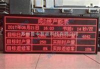 工厂车间生产管理电子看板生产看板子看板设计制作