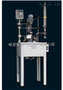 F系列单层玻璃反应釜可做回流或蒸馏