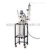 S212高低温循环装置配套双层玻璃反应釜的使用方法